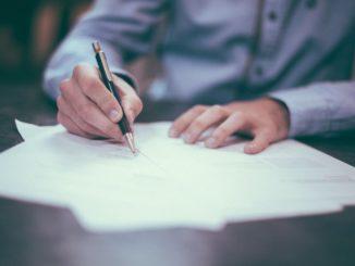 Writing Surat Permohonan