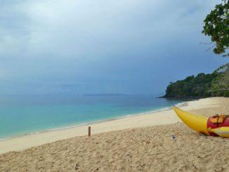 Paal Beach near Manado