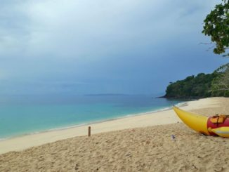 Paal Beach near Manado