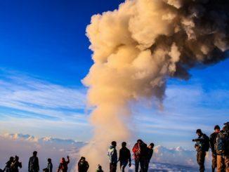 Mt Semeru