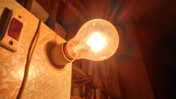 prepaid electricity