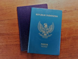 Indonesian Passport